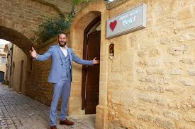 Where is First Dates Hotel filmed  Le Vieux Castillon  Provence Radio Times