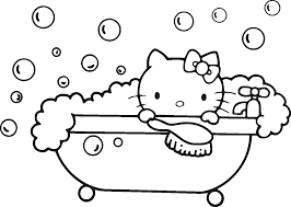 good hello kitty coloring pages 64 with additional free coloring