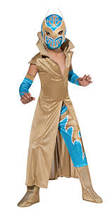 indian halloween costumes 2012 party city amazon com wwe wresting sin cara child costume large toys u0026 games