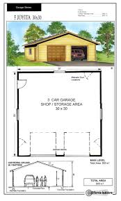 Garage And Shop Plans by 9 Best Garage Images On Pinterest Garages Car Garage And Garage