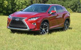 lexus made in canada 2016 lexus rx350 and 450h business class travel review