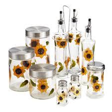 handpainted sunflower kitchen accessories christmas tree shops