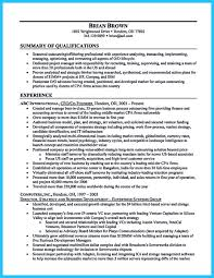 Best Job Resume Ever by The Most Excellent Business Management Resume Ever