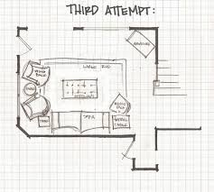 furniture placement in small living room with fireplace furniture