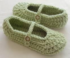 slippers pattern crochet pattern knitting pattern