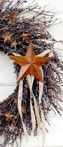summer wreath july 4th wreath primitive country wreath rustic star