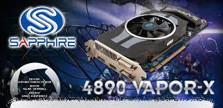 Sapphire Radeon      Vapor X GFX Card   HardwareHeaven     HardwareHeaven com