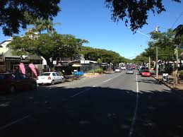 Racecourse Road, Brisbane