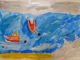peinture de bord de mer peinture en bord de mer collège de perharidy