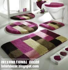 5 Piece Bathroom Rug Set by Bathroom Rug Sets 5 Piece Bath Rug Set 5 Piece Bath Rug Set