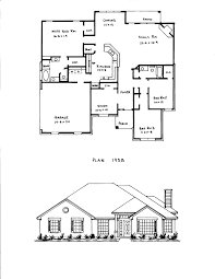 Ranch Home Plans With Pictures Open Concept Ranch Home Floor Plans Gallery And 4 Bedroom Plan
