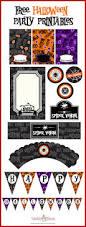 Halloween Free Printable Invitations Venom And Potions Free Halloween Party Printables Party