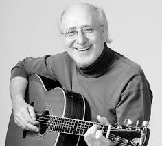 Also Saturday, Peter Yarrow,