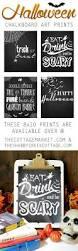 Printable Halloween Bags 552 Best Halloween Images On Pinterest Happy Halloween