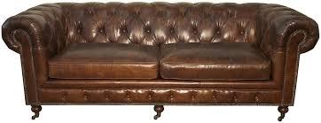 tufted sofa noir