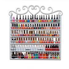 nail polish racks organize your collection broke my nail