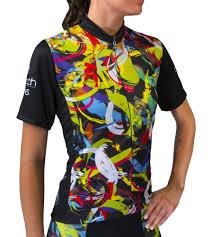 women u0027s hide a rider cycling jersey designer cycling apparel