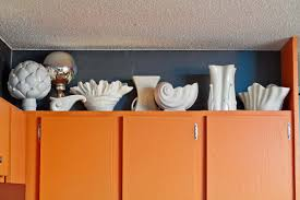 lighting decorating above kitchen cabinets u2014 jen u0026 joes design