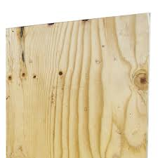1 4 in x 4 ft x 8 ft bc sanded pine plywood 166014 the home depot