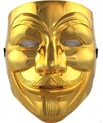 bane mask spirit halloween v for vendetta mask cool halloween mask gold plating mask the best