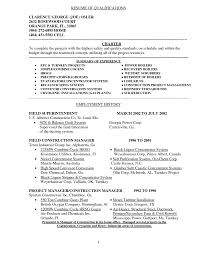 how to write a good resume summary doc 12751650 qualifications for resume examples summary of summary of qualifications resume example qualifications for resume examples