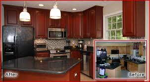 Kitchen Cabinet Refacing Diy by Creative Of Kitchen Cabinet Refacing Ideas Marvelous Interior