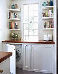 laundry in a cupboard designs home decor gallery