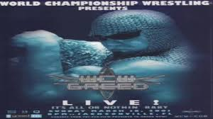 Halloween Havoc 1995 Osw by Suplexing4rinoa Ep 21 Wcw Greed March 18th 2001 Youtube