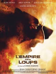 Empire des loups poster