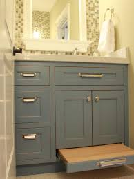 bathroom vanity step stool a pull out step stool for kids saves