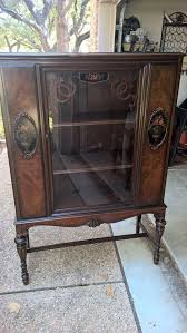 15 best vintage china cabinet images on pinterest painted