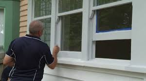 how to paint exterior trims u0026 windows youtube