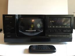 pioneer home theater vintage pioneer pd f907 home theater 101 audio cdfile cd player