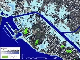Map Of Waikiki Slr Scenarios