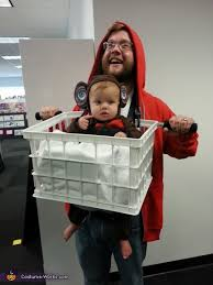 Baby Carrier Halloween Costumes Clever Halloween Baby Carrier Costumes Crafty Morning