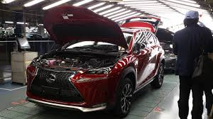 lexus nx sedan 2015 lexus nx production started youwheel com car news and review