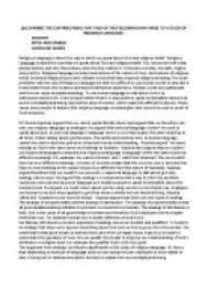 Thrilling Observation Essay Sample Brefash