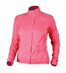 red cycling jacket endura pakajak womens showerproof cycling jacket ss16 cycle