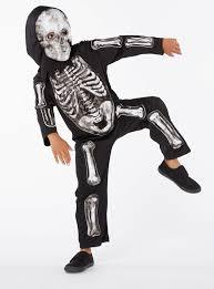 halloween mask costumes fancy dress black halloween glow in the dark skeleton with mask