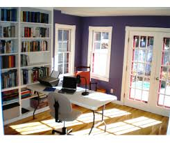 comfortable and cute home office design ideas