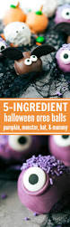 Monster Halloween List by 5 Ingredient Halloween Oreo Truffles Chelsea U0027s Messy Apron