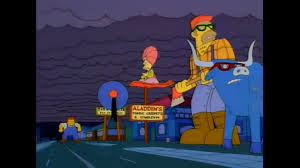 the simpsons halloween of horror review the simpsons u2013 treehouse of horror 6 10 kevinfoyle