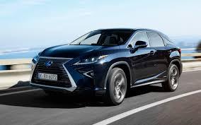 lexus nx 300h coches net prueba nuevo lexus rx 450h 2016 calidad híbrida autobild es