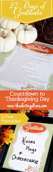 thanksgiving day devotions 27 days of gratitude challenge thanksgiving gratitude and holidays