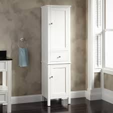 bathroom cabinets black wooden bathroom floor cabinet with three