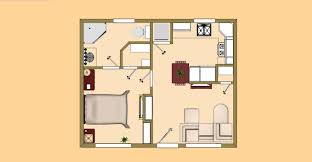 chic inspiration small house plans under 500 sq ft incredible