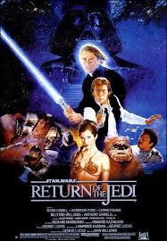 La guerra de las galaxias. Episodio VI: El retorno del Jedi (1983) [Latino]