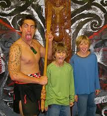 Maori + Kids