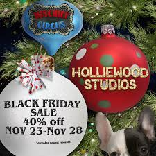black friday christmas tree deals holliewood studios black friday sale starts now