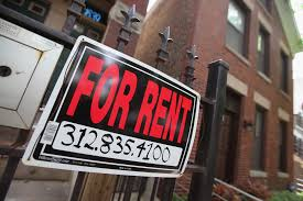rents in chicago slip while rising in other parts of u s news